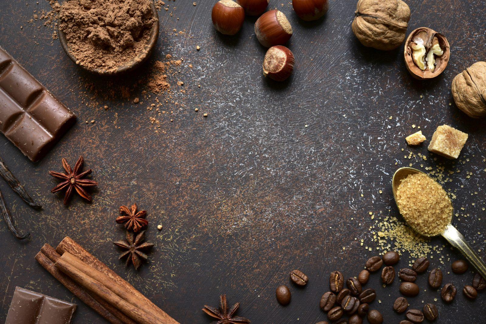 DIY Hazelnut Coffee