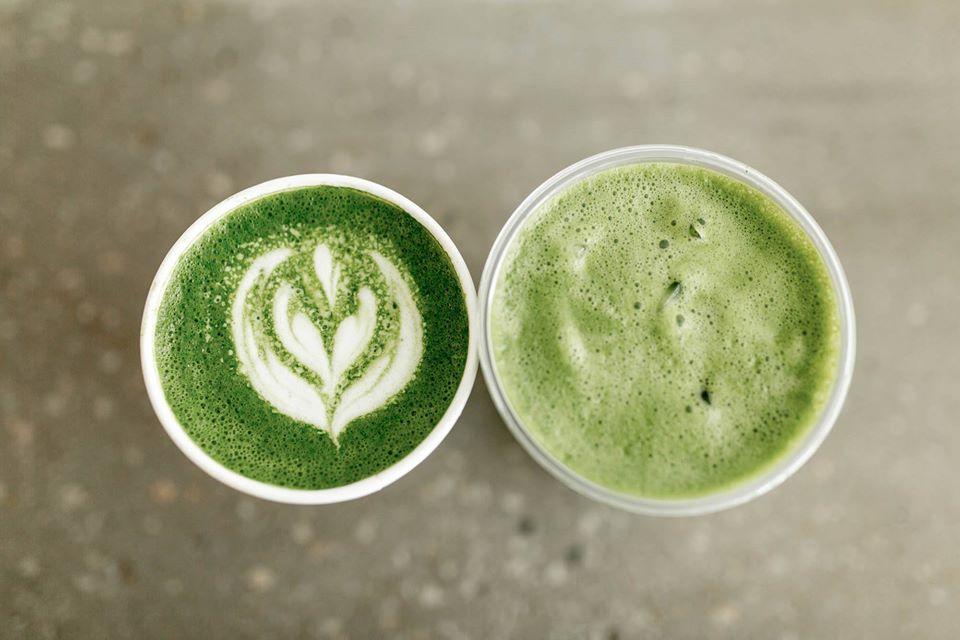 health benefits of matcha green