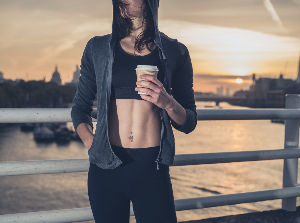 Can Drinking Caffeinated Coffee Help You Lose Weight?