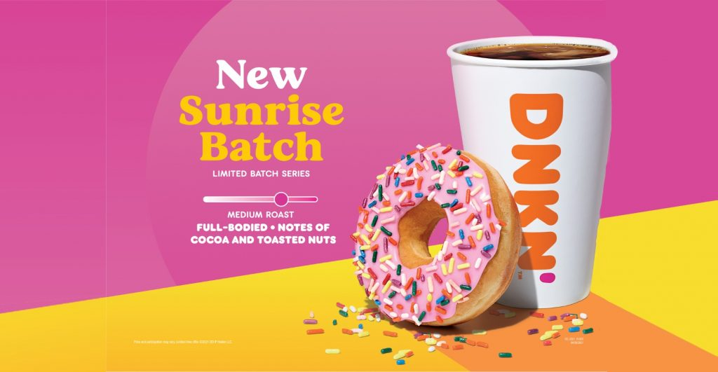 Dunkin' Sunrise Batch Coffee