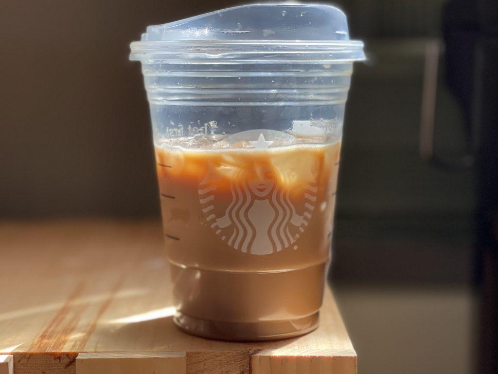 Starbucks Iced Shaken Espresso Review