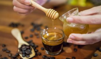 Honey Ginger Coffee Recipe