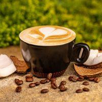 Coconut Mocha Coffee Recipe