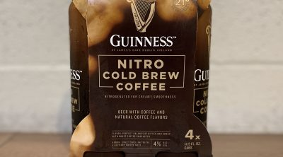 Guinness Nitro Cold Brew Coffee Review