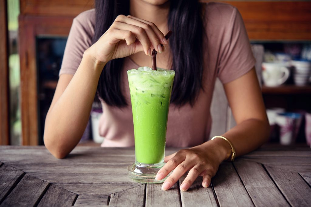 Reasons to Drink Matcha