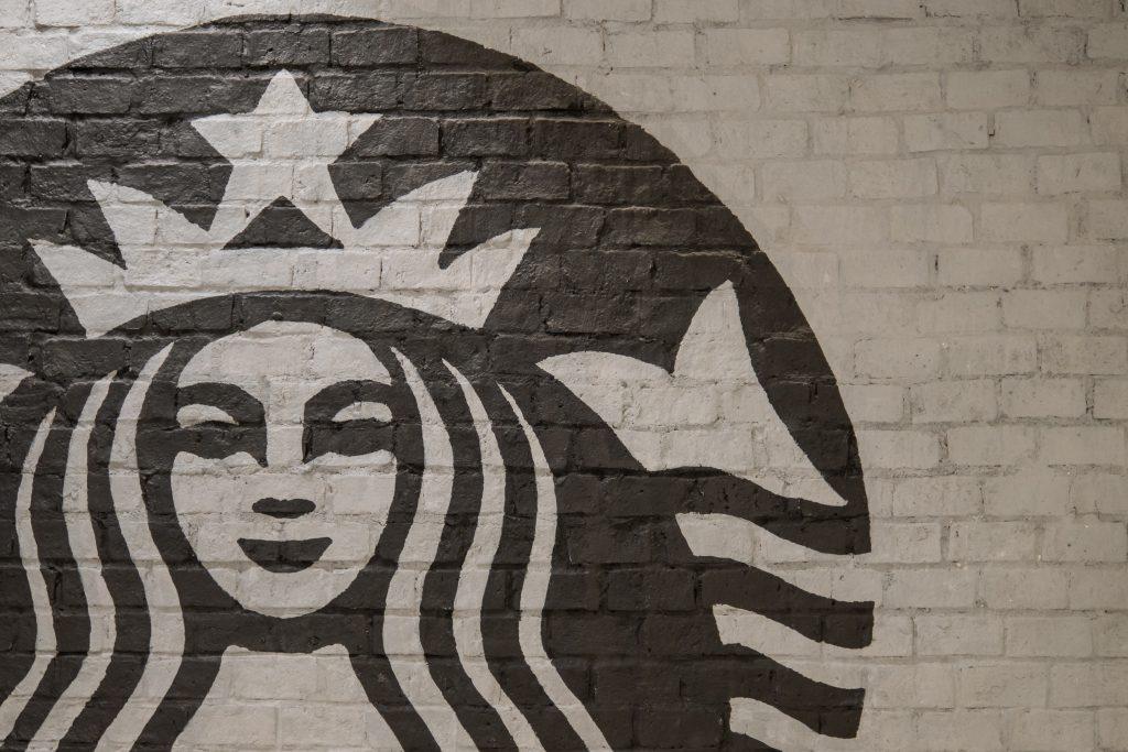 The Starbucks Siren Logo