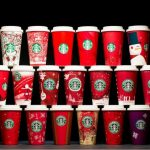 20 Years of Starbucks Red Cups