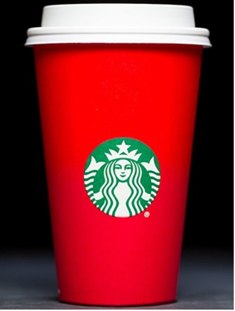 2015 The War on Christmas Controversy Starbucks Red Cup