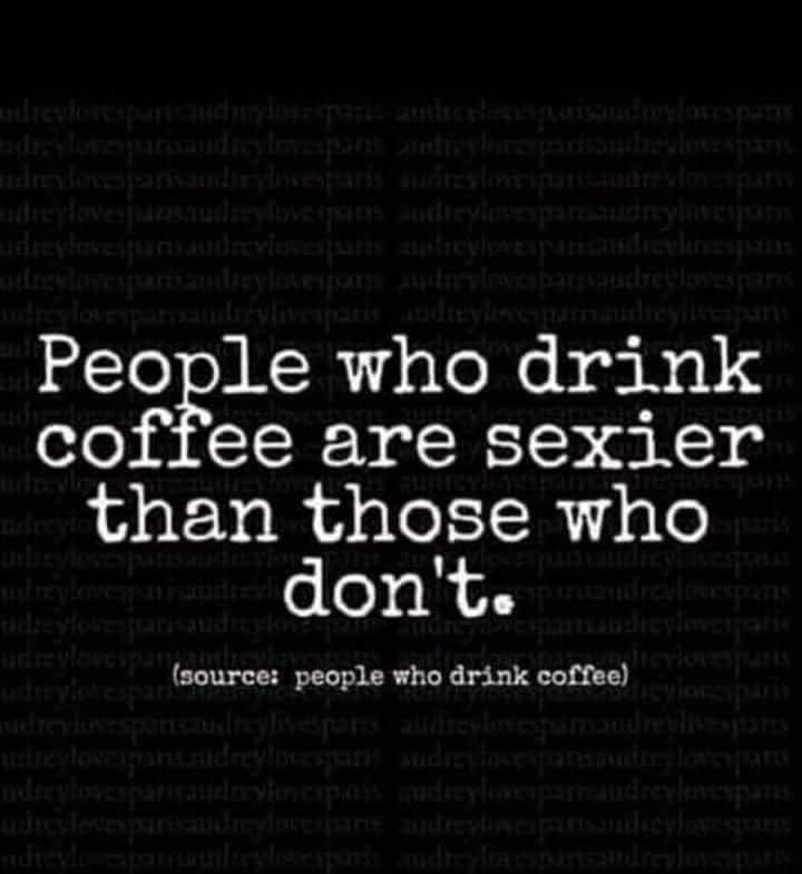 Sexier coffee meme