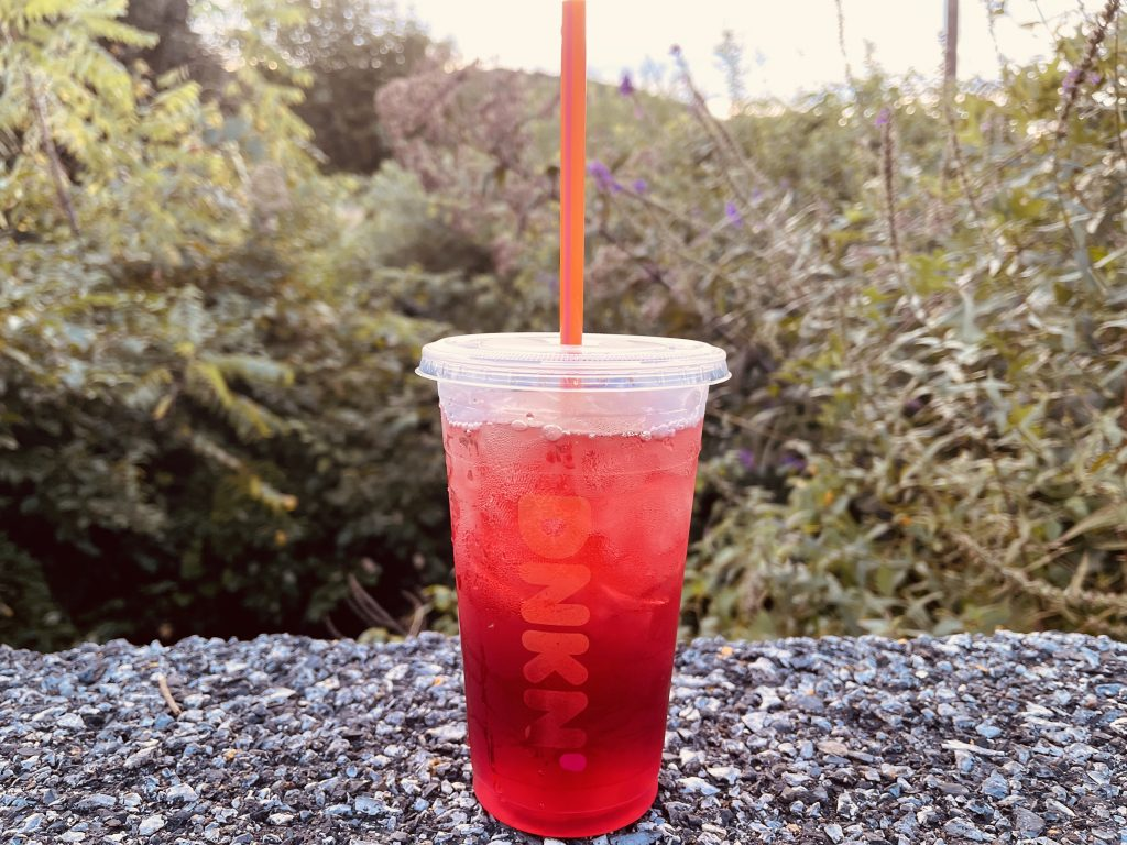 Apple Cranberry Refresher