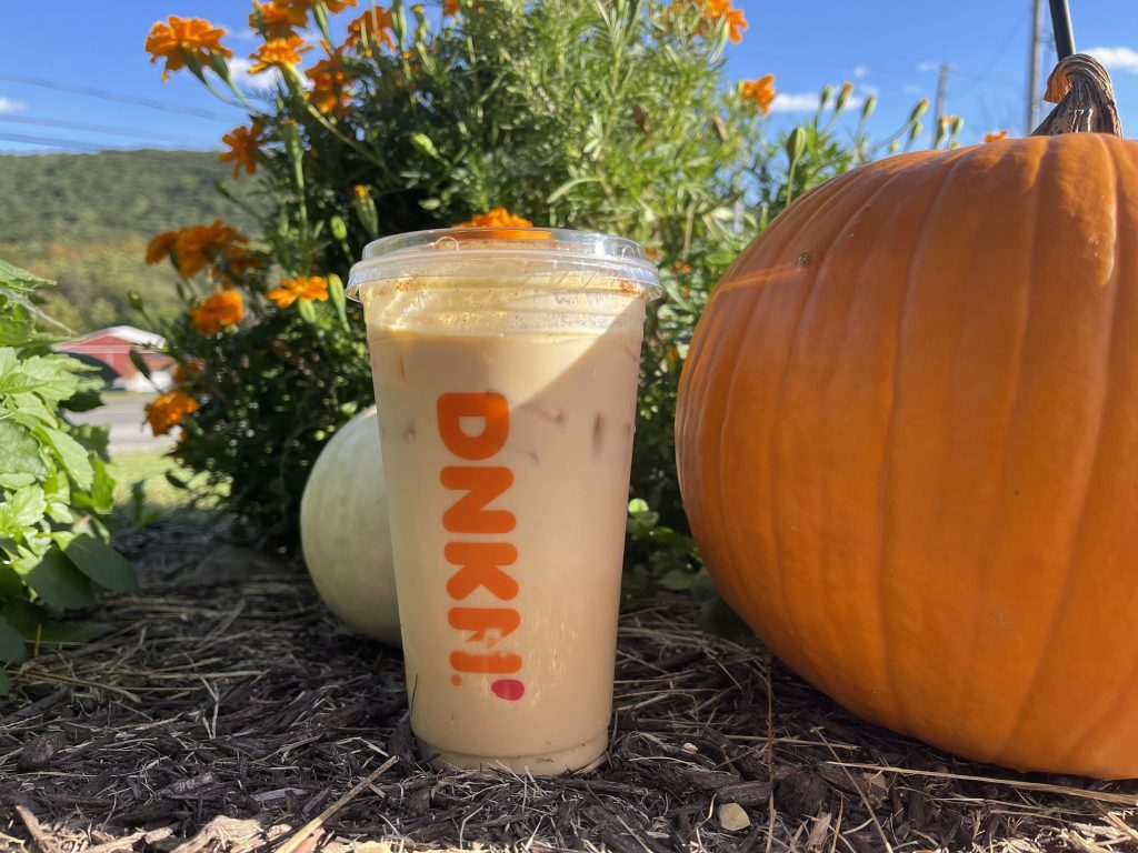Pumpkin Cream Cold Brew Review