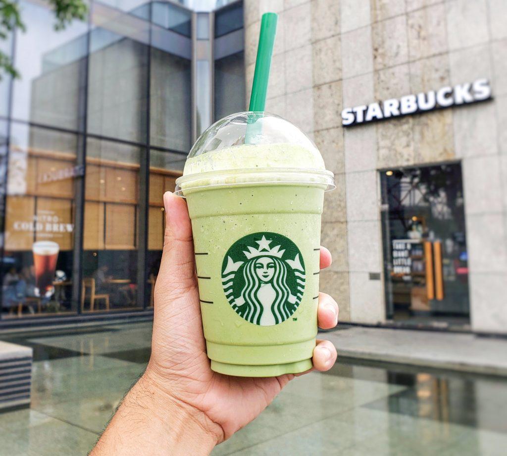 TikTok Starbucks Drinks
