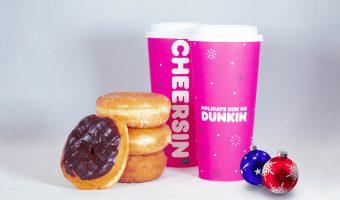 Dunkin' Holiday Menu 2021