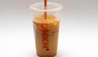 Dunkin Peanut Butter Cup Swirl